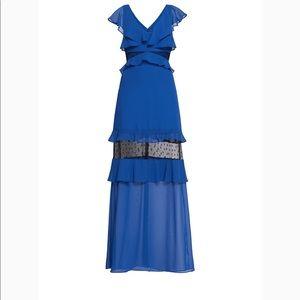 Brand New BCBG Generation Ruffled Maxi Dress